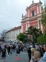 juin 2012 CROATIE Il manquait Zagreb à notre tour croate
